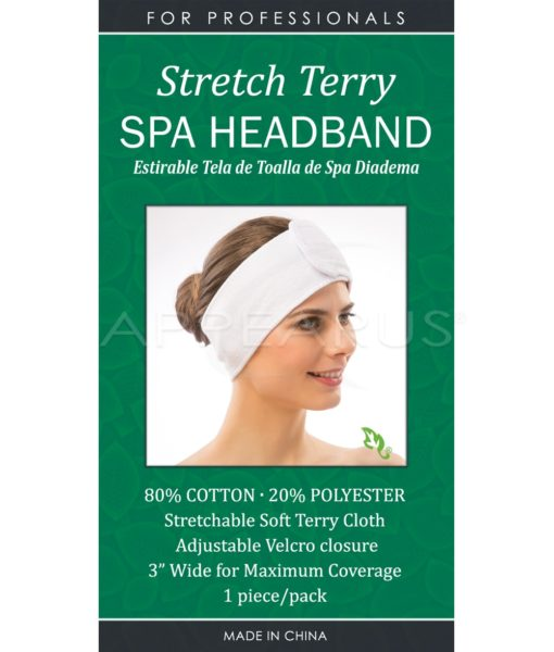 Stretch Terry Headband | Appearus