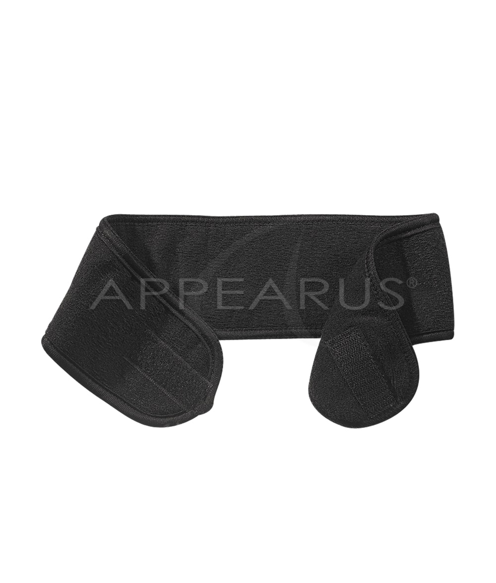 Stretchable Spa Headband / Black