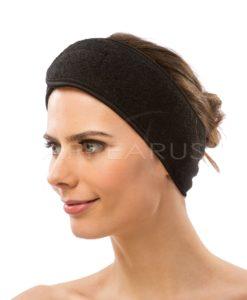 Stretchable Spa Headband / Black   Appearus