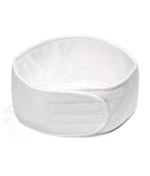 Microfiber Spa Headband / White