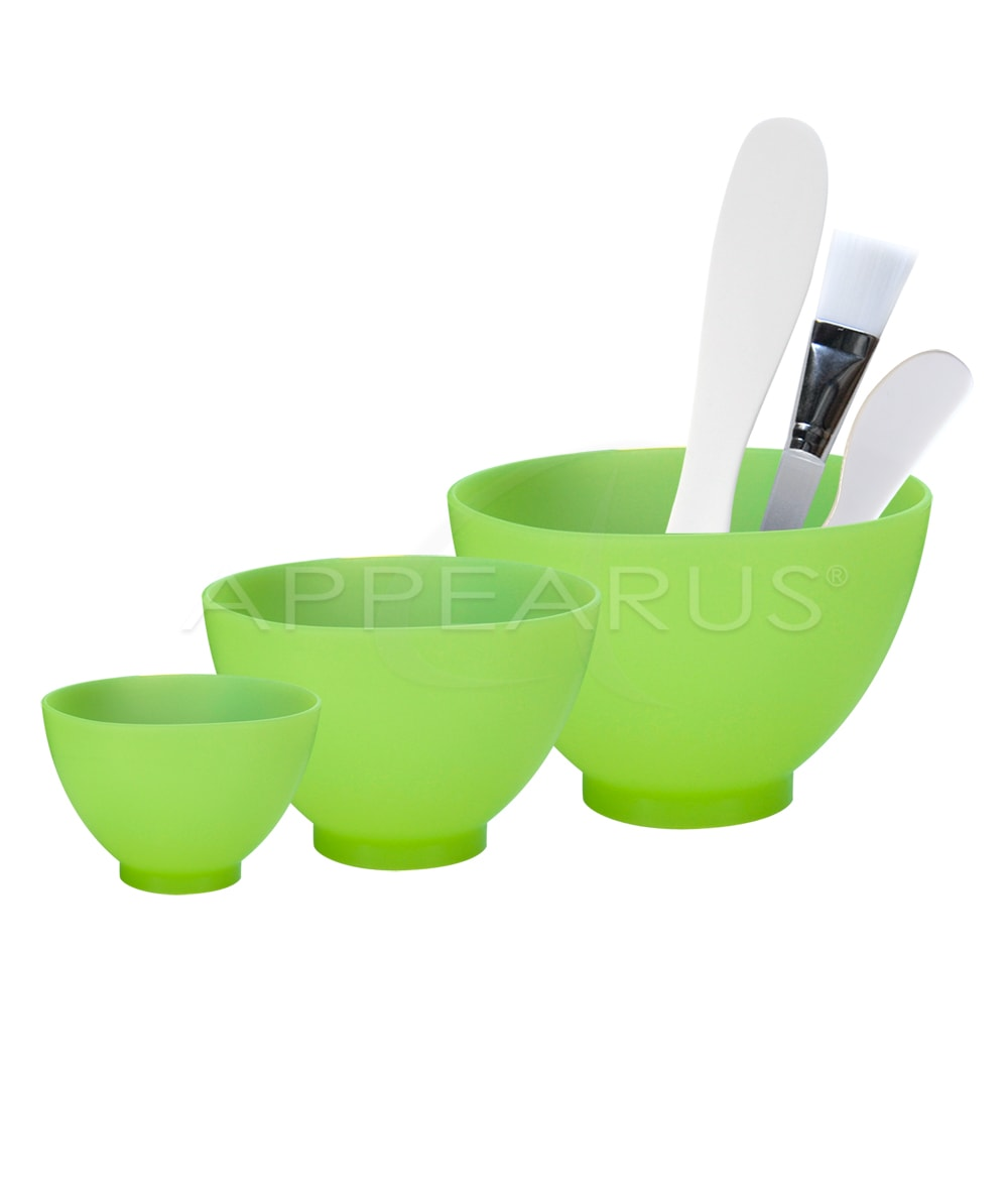 Facial Mask Mixing Bowl Set | Appearus