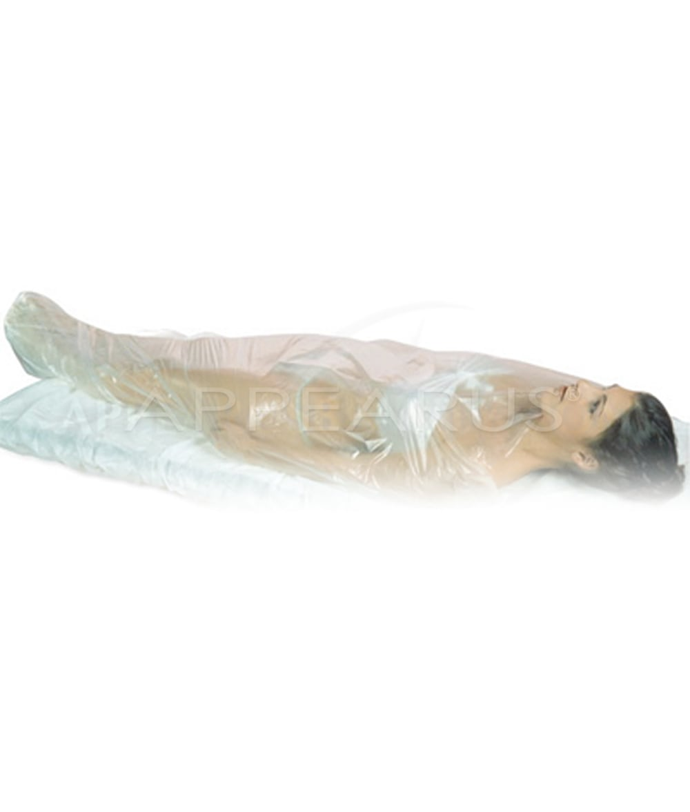 Body Wrap Plastic Sheet / 24 Ct.