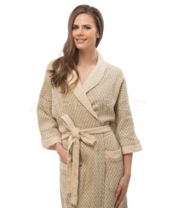 Box Weave Spa Robe XXL | Appearus