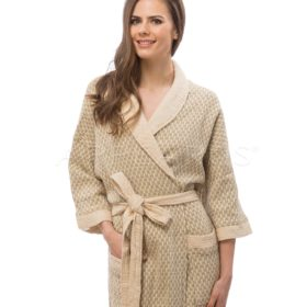 Box Weave Spa Robe XXL