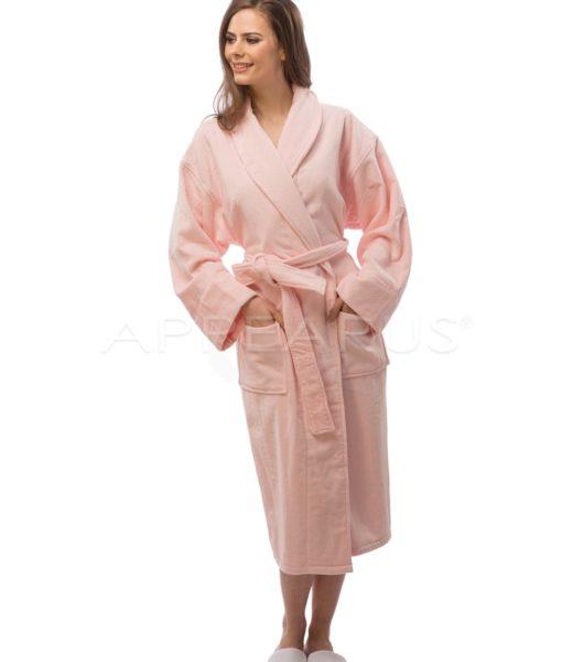 Plush Velour Spa Robe | Appearus