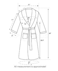 Microfiber Spa Robe | Appearus