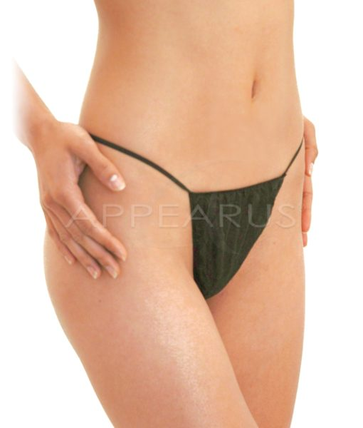 Ladies Disposable Thong   Appearus