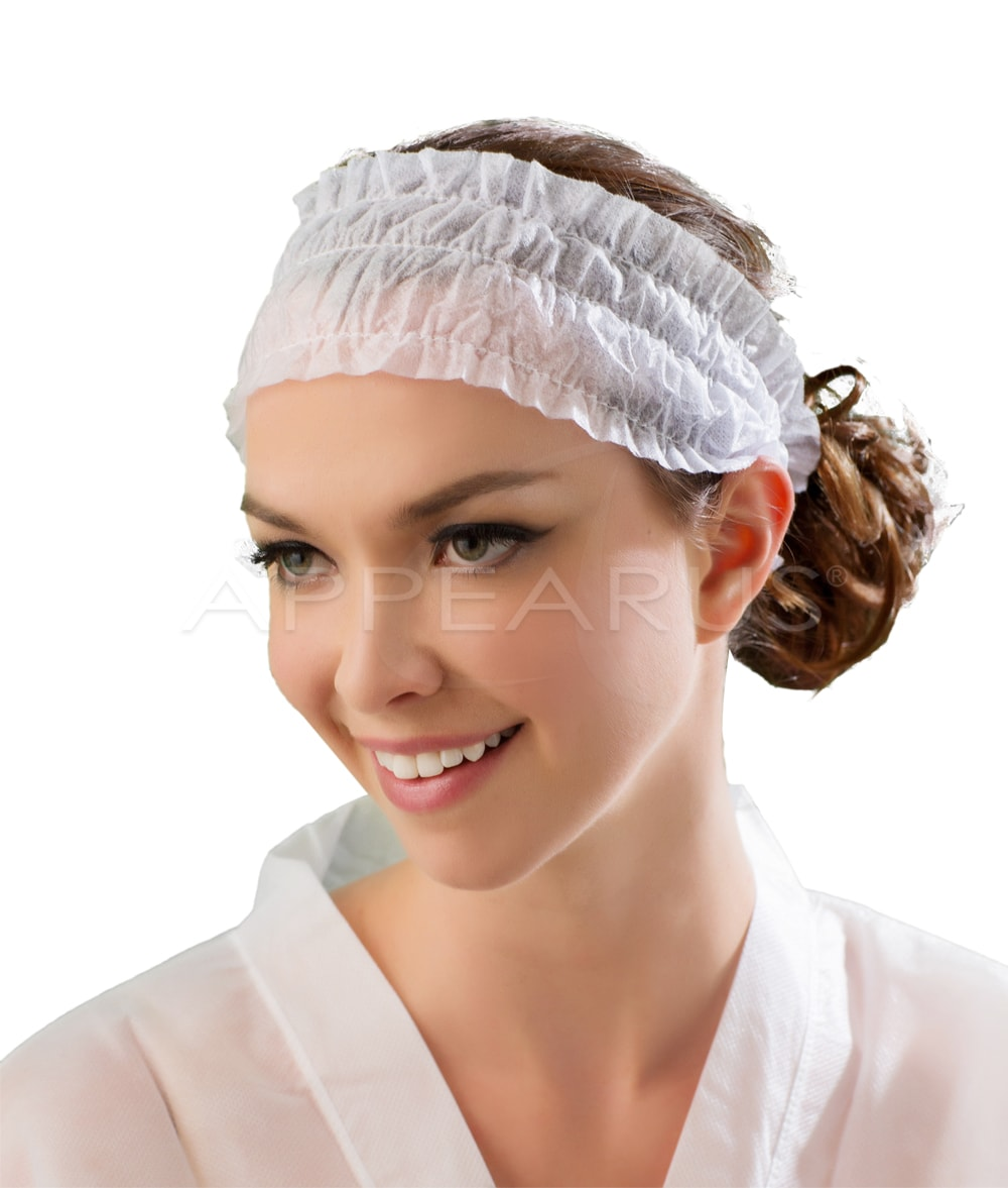 Disposable Elastic Headbands