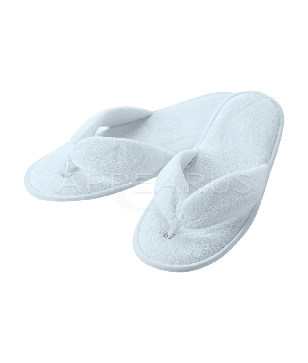 Terry Spa Sandal Slippers | Appearus