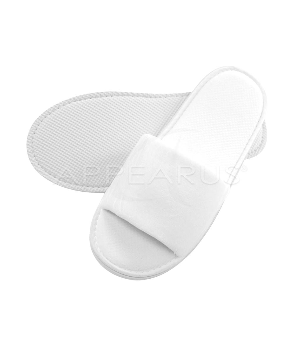Velvet Slippers / Open Toe   Appearus