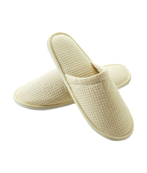 Waffle Slippers / Closed Toe | Appearus