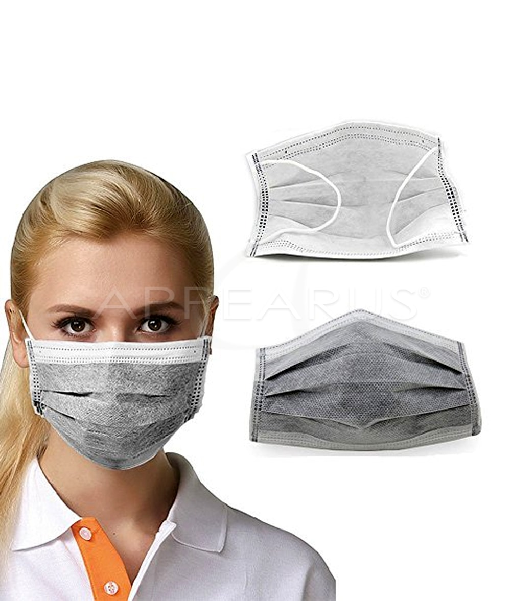 Carbon Face Mask | Appearus