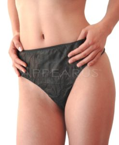 Ladies Disposable Brief | Appearus