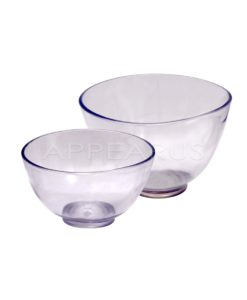 Rubber Mixing Bowl / Clear | Appearus