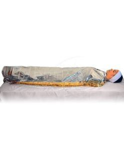 Body Wrap Foil Blanket / 82x63 | Appearus