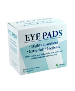 Esthetic Cotton Eye Pads | Appearus