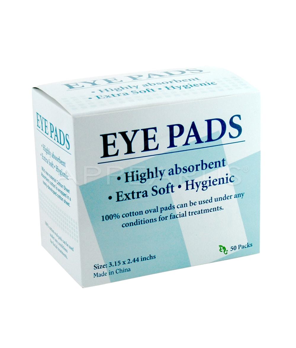 Esthetic Cotton Eye Pads | Appearus