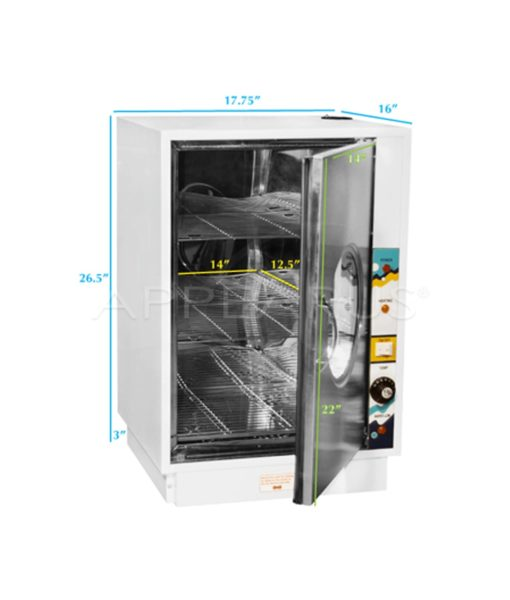 Encore Extra Large Hot Towel Cabinet | Appearus