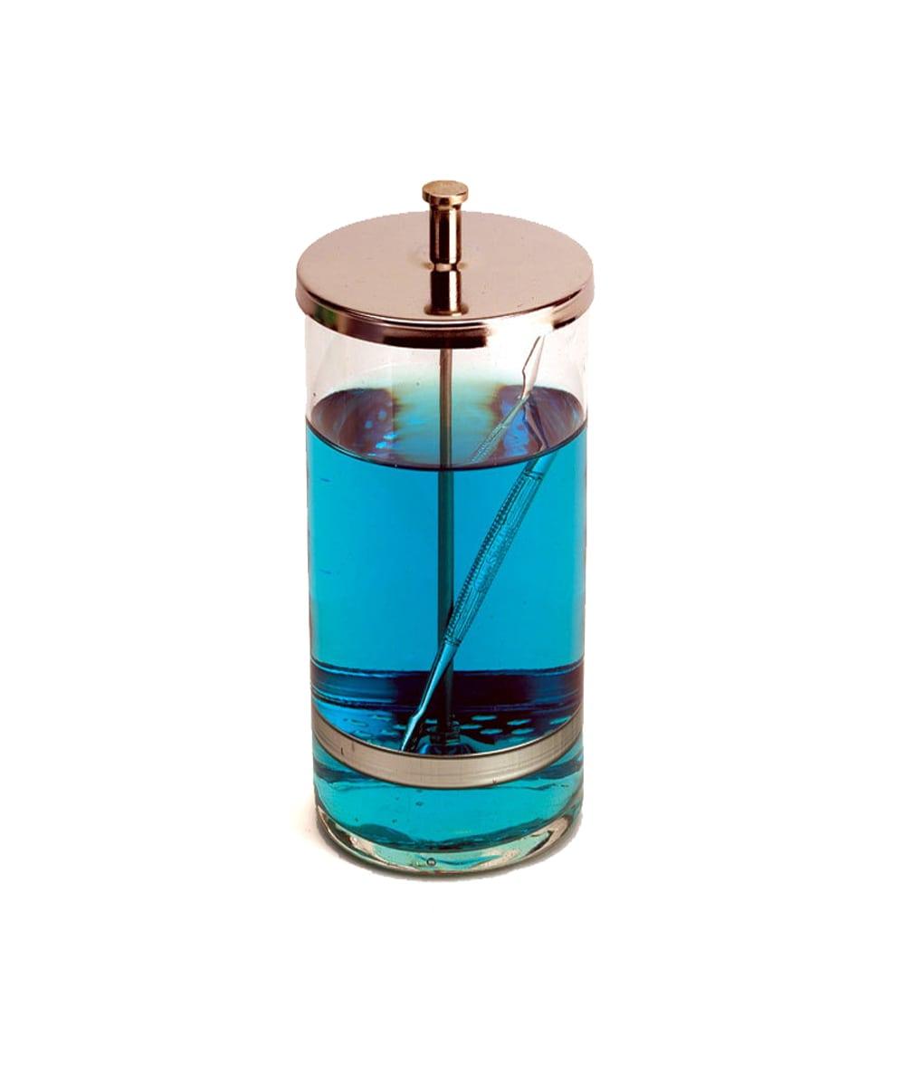 Glass Sterilizing Jar   Appearus