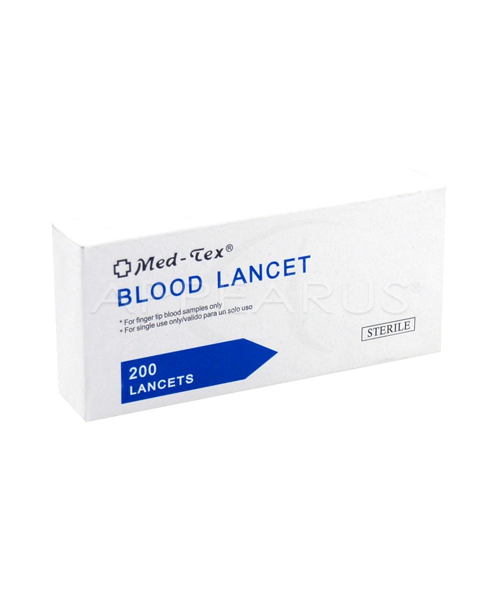 Sterile Flat Lancet | Appearus