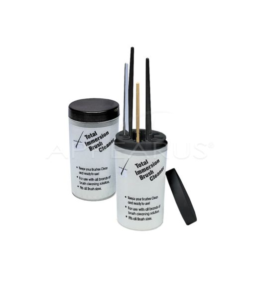 Brush Cleaner Container   Appearus