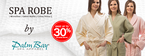 Wholesale Spa Robe | Appearus