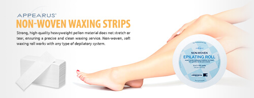 Non-woven Pellon Waxing Strips | Appearus